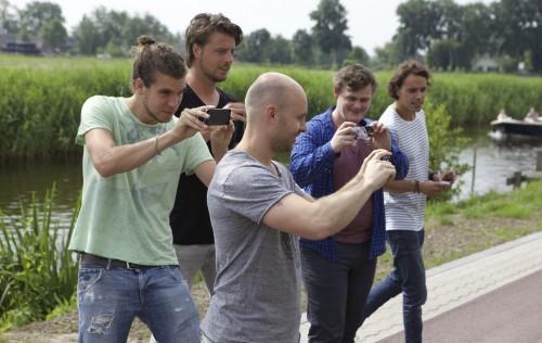 Filmen op smartphone 1